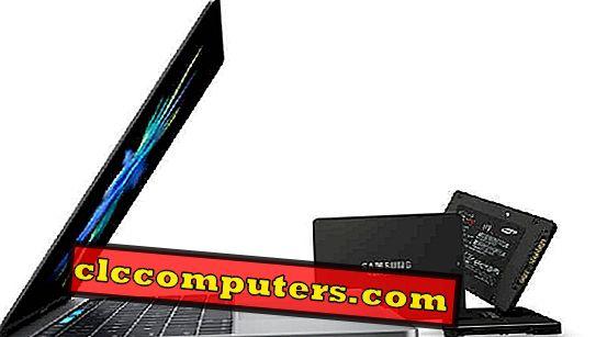 6 Parimad MacBook Pro SSD-d süsteemi jõudluse parandamiseks
