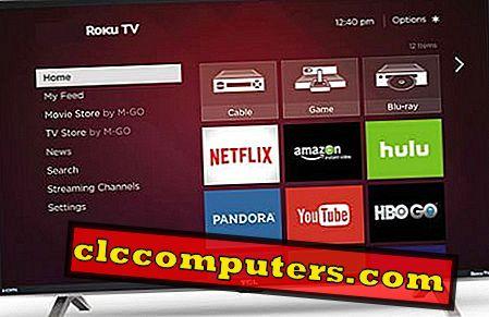 7 bästa Roku TV Streaming kanaler för att ersätta dyr kabel-TV