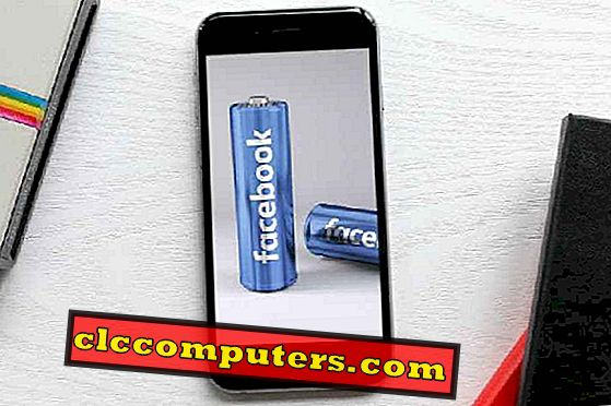7 bedste tips til at stoppe Facebook fra dræning af dit batteri?