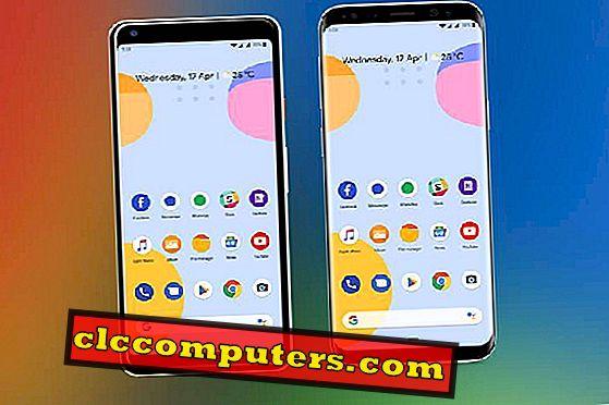Verleihen Sie Ihrem Android-Smartphone ein Google Pixel Theme Makeover