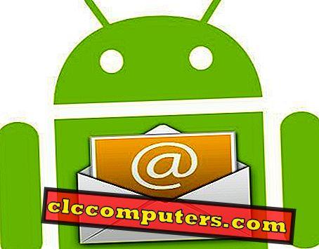 सभी ईमेल खातों के लिए शीर्ष 7 नि: शुल्क Android ईमेल ऐप्स (क्लाइंट)
