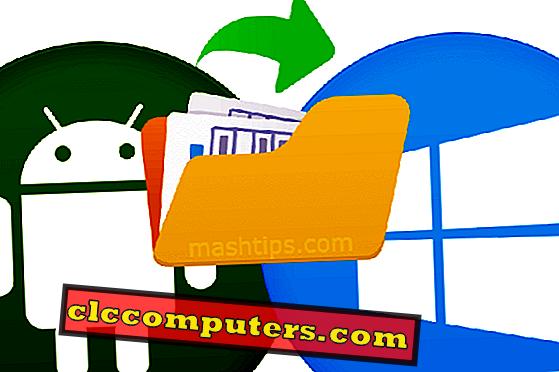 6 Nemme løsninger til overførsel af filer mellem Android og Windows
