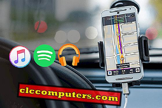 Как да контролираме музиката, докато използвате Google Maps и Waze