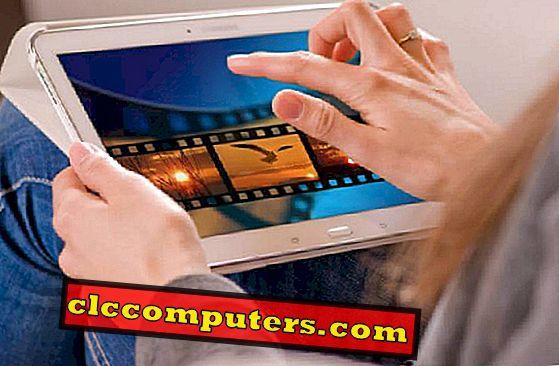 Bästa Android Video Editor Apps för Tabletter och Telefoner