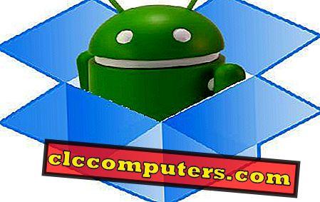 Come accedere ai file Dropbox locali in Android Phone e Tablet?