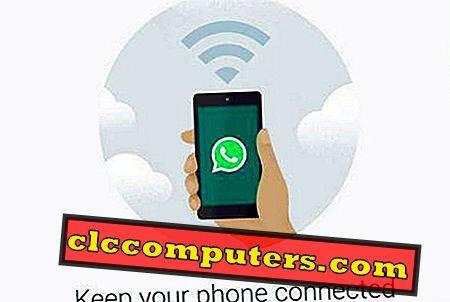 Hur skickar och tar emot WhatsApp-meddelanden från Windows / Mac?