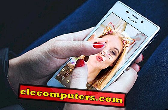 8 Best Selfie App za Android, da bo Perfect Selfies.