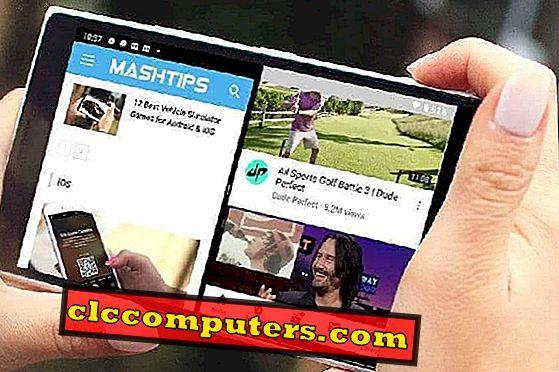 So aktivieren Sie den geteilten Bildschirm für Android Pie