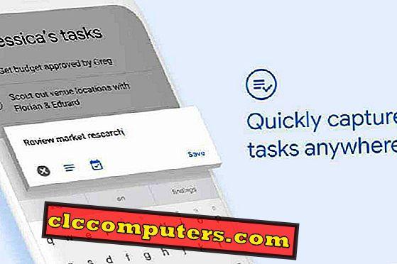 Erste Schritte mit Google Tasks für Android