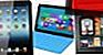 iPad Mini vs Microsoft Surface proti Amazon Kindle