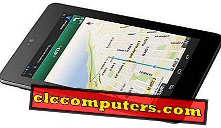 7 Най-добър вграден GPS таблет за изпълнение на Map Apps офлайн
