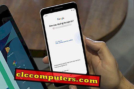 Ako používať Android Smartphone ako bezpečnostný kľúč