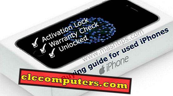 Senarai Semak Perisian iPhone Digunakan Harus Dilakukan Sebelum Membeli