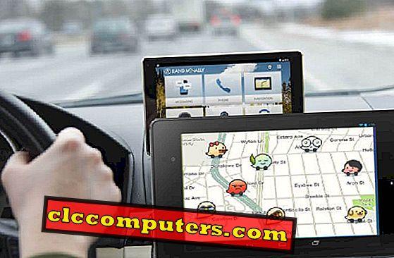 8 GPS tabletes priekšrocības, izmantojot īpašas GPS ierīces