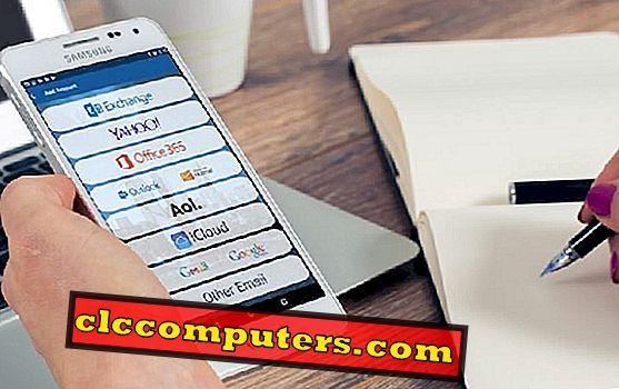10 Best Email Apps za Android telefon in tablični računalnik