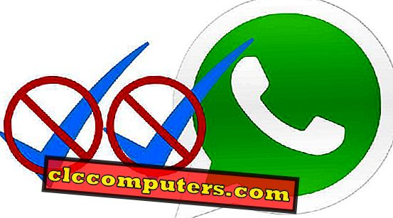 Verstecken Sie das blaue Häkchen, um WhatsApp Sender zu fälschen, indem Sie die Lesebestätigungen behalten