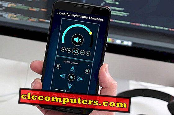 Jak převést Android / iPhone do klávesnice, myši nebo Joystick?