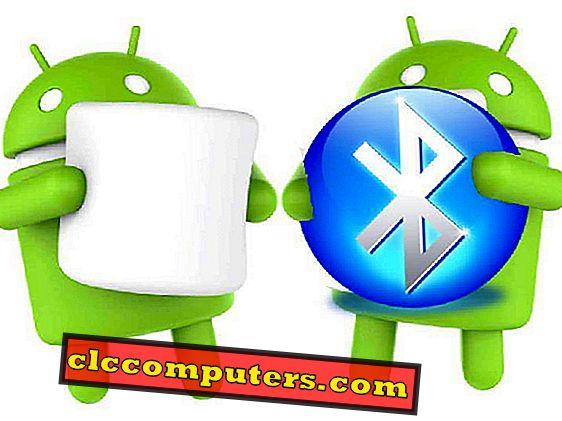 Як налаштувати спільний доступ до файлів Bluetooth на Android 6.0?