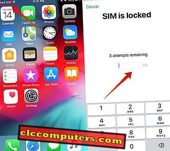 Sim Karte Gesperrt Iphone.Wie Sperren Sie Die Sim Karte Auf Dem Iphone