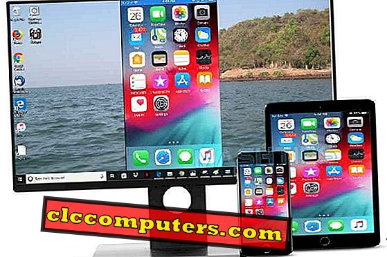 Kā spogulis iPhone / iPad uz Windows ekrāna bez maksas ar AirPlay?