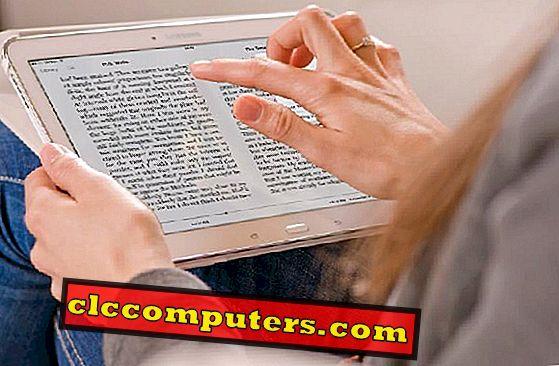 8 Най-добър eBook Reader App за Android таблети и телефони
