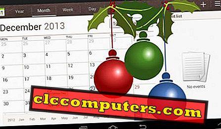 Come aggiungere il calendario delle festività nazionali sul telefono Android