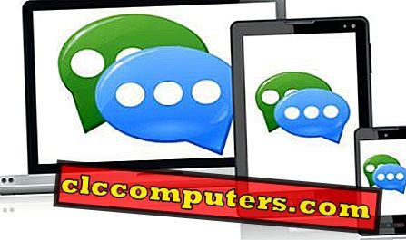 6 Apps für die Nachricht zwischen iPhone, Android und MAC