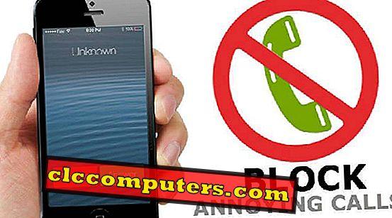 5 καλύτερες εφαρμογές iOS για εντοπισμό και αποκλεισμό ενοχλητικών κλήσεων στο iPhone