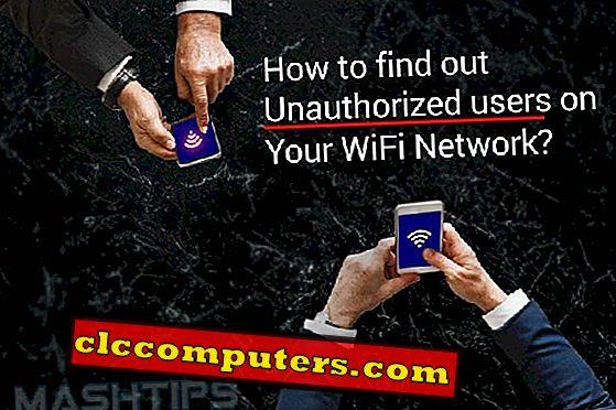 Kako pronaći neovlaštene korisnike na WiFi mreži?