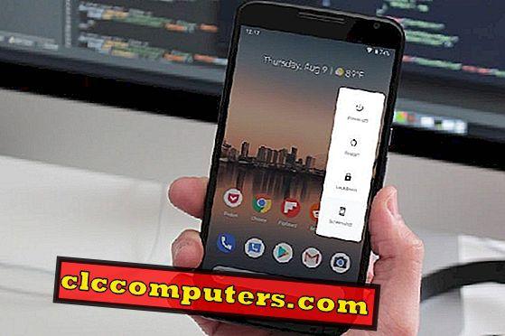 Como bloquear a torta Android para desativar as notificações e o Smart Lock