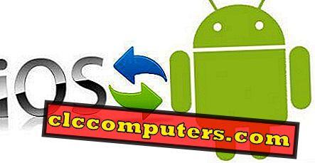 3 طرق سهلة لنقل الملفات بين Android و iOS