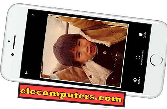 7 Najboljše iPhone aplikacije za skeniranje starih fotografij