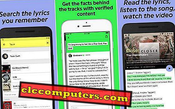 5 лучших приложений для поиска песен для Android и iPhone