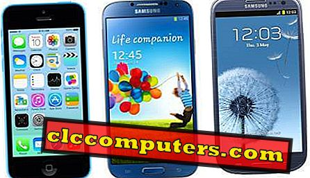 Недорогой iPhone против Galaxy - Сравнение iPhone 5C, Samsung Galaxy S4 и Galaxy S3