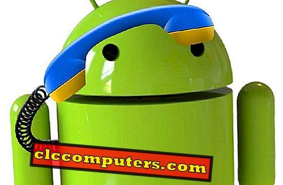 Beste 10 gratis Android-apper for å ringe til internasjonale samtaler.