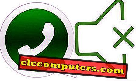Hur stänger du av oönskade Whatsapp-meddelandevarningar i Android