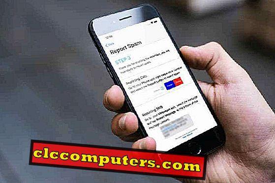 Bagaimana Menggunakan TRAI DND di iPhone untuk Menyekat Panggilan / SMS Spam?