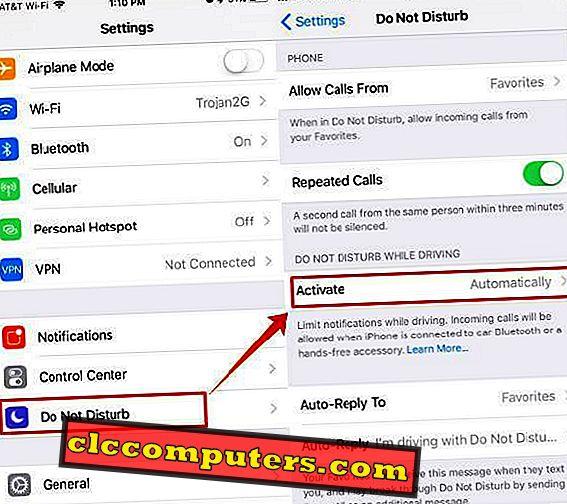 Kytkeä Hotmail iPhone