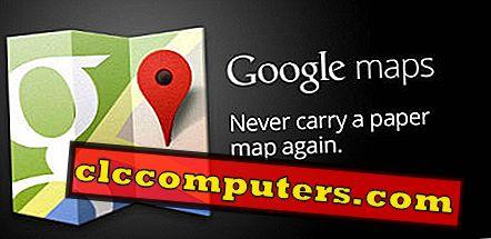 أفضل 4 تطبيقات مجانية لخرائط Android لتوجيه في الرحلة التالية