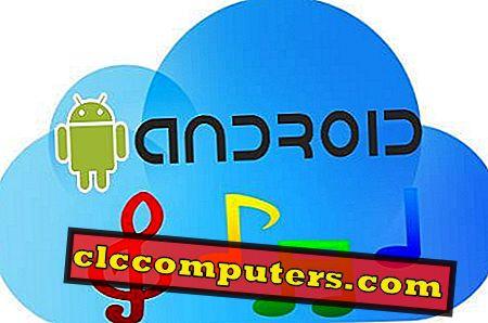 Bedste 4 Android Apps til Stream musik fra Cloud i Offline