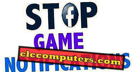Comment désactiver les demandes de jeu à partir d'applications Facebook