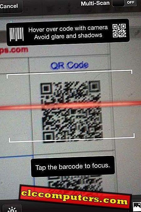🥇 5 Najbolje aplikacije QR Scanner za Android