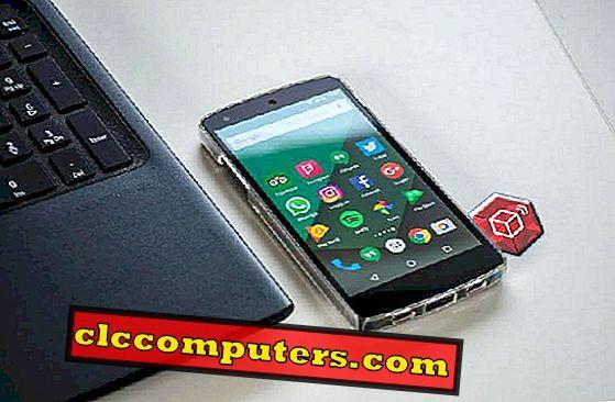 Sådan automatiserer du Android Phone til Office med NFC Tags