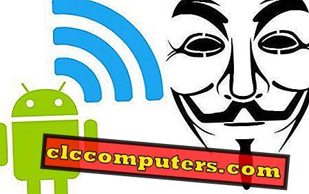 5 Најбоље Андроид апликације за откривање ВиФи лопова и њихово блокирање.