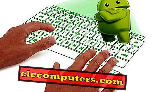 Top 5 Android tastatūras lietotnes ātrai un ērtai rakstīšanai
