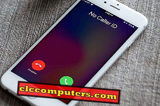 Anonyme Anrufe von einem beliebigen Telefon aus tätigen