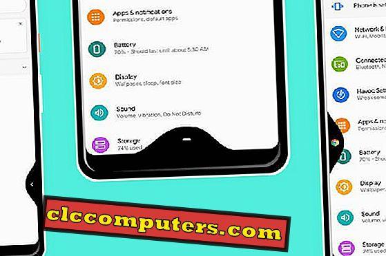 Como obter gestos de navegação em tela cheia em qualquer dispositivo Android