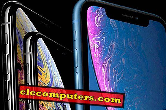 Verwirrt zwischen iPhone XS und XR?  Überprüfe hier