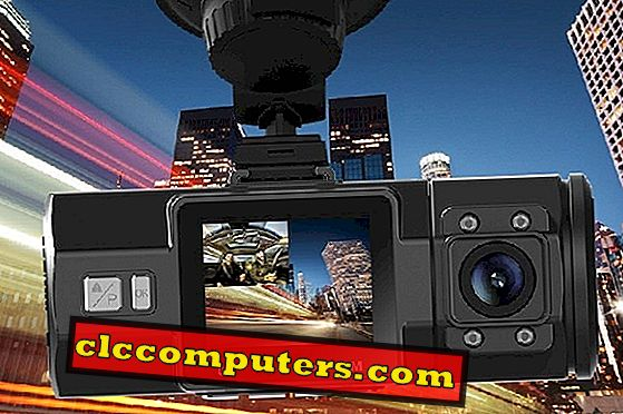 Vantrue N2 Pro - A Dashcam الصلبة المزدوجة مع كاشف الحركة.