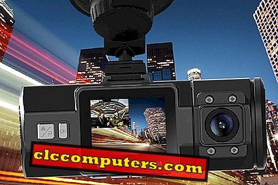 Vantrue N2 Pro - Solidni Dashcam kamera s detektorom pokreta.